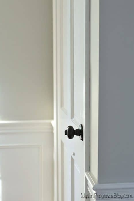 An Easy DIY Project - New Door Hardware